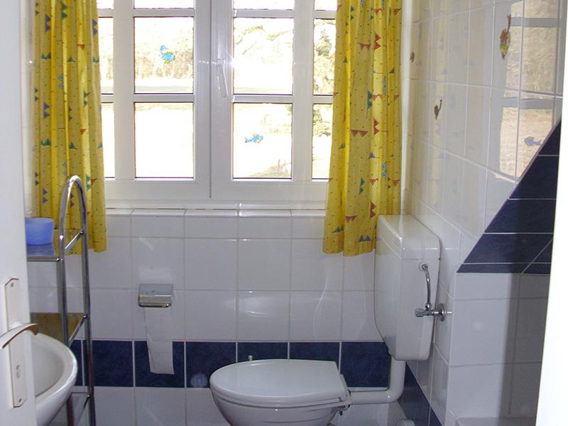 Badezimmer Rehblick