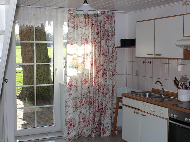 Küche Waldblick
