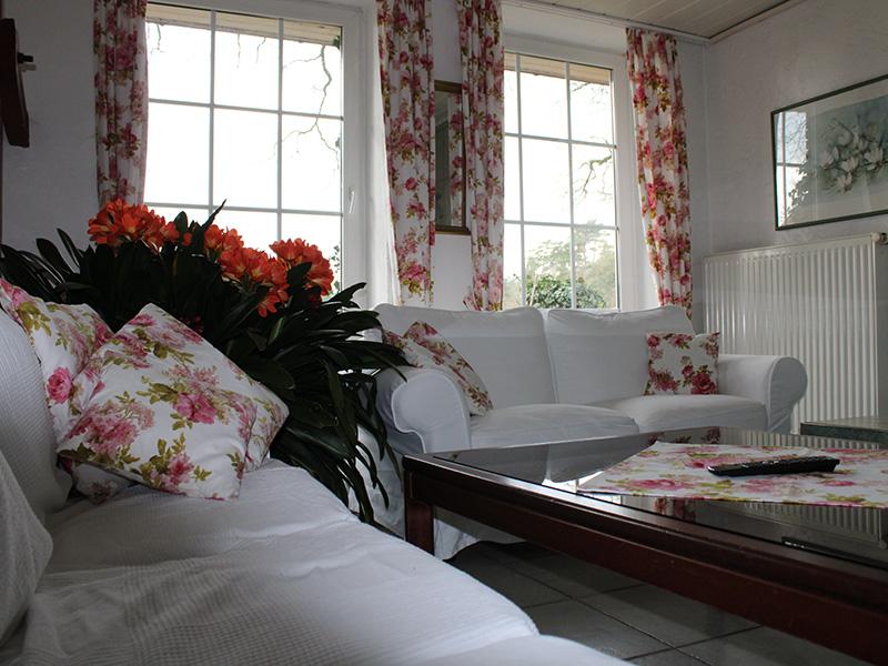 Wohnung Sonnenuntergang Wohnzimmer
