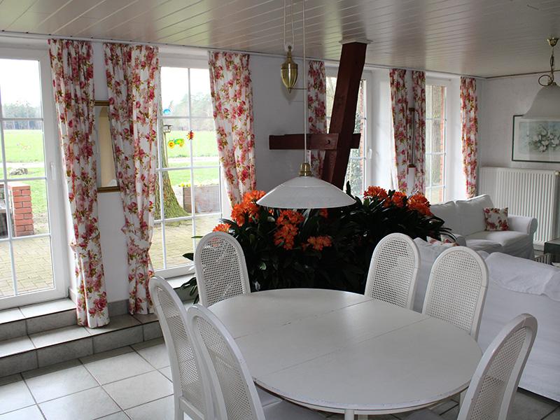 Wohnung Sonnenuntergang Wohnzimmer(2)