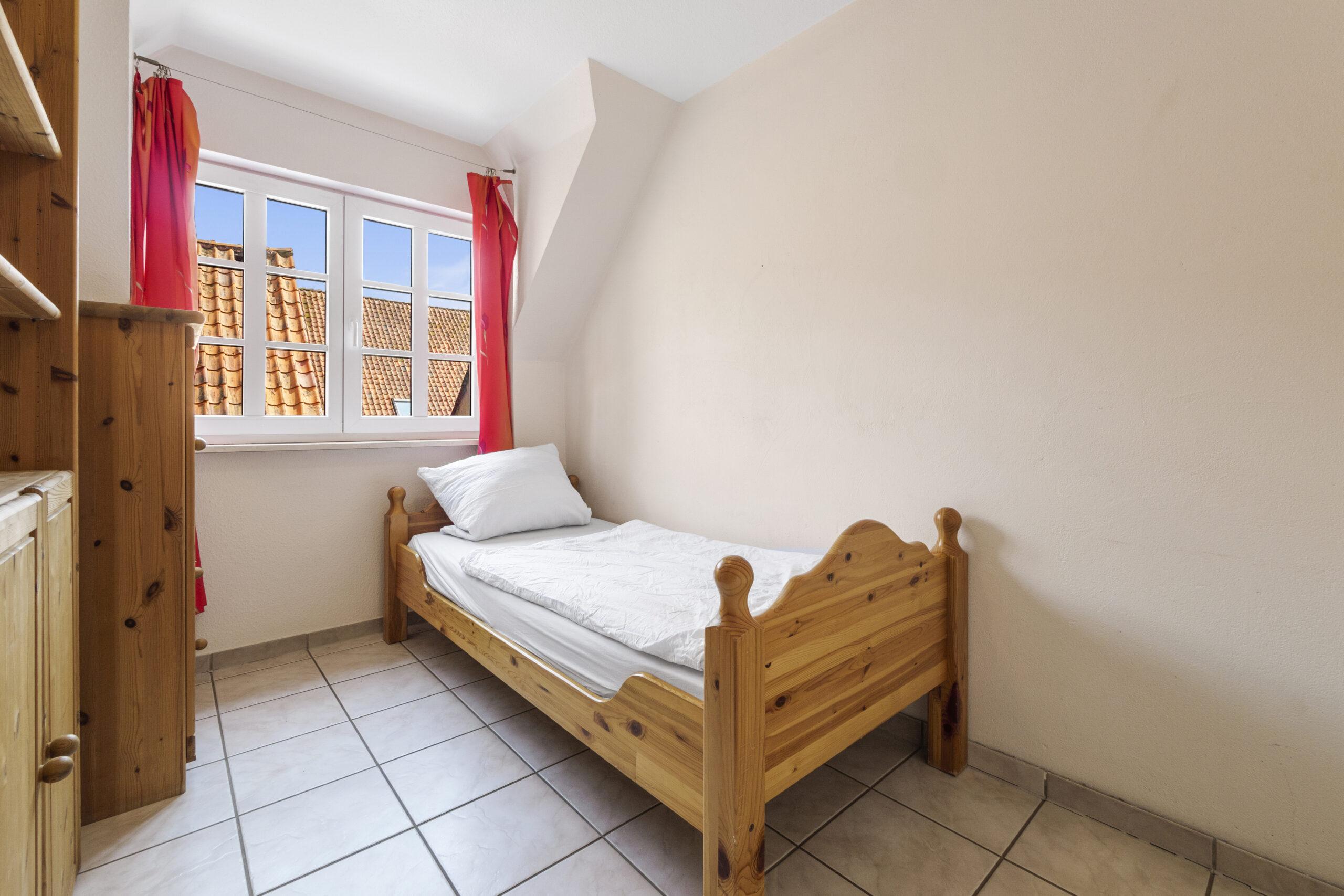 Ferienhaus 1_Gästezimmer_Bett