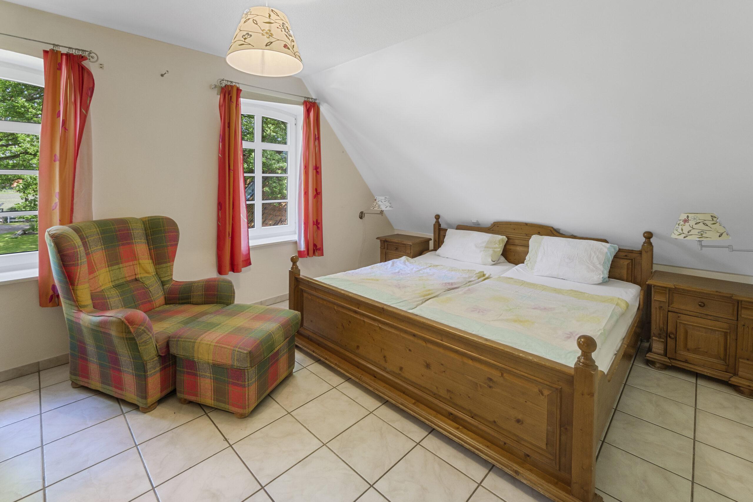Ferienhaus 2_Schlafzimmer